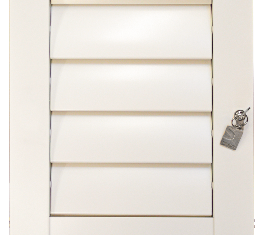 Portchester Shutters by Woodstock Shutter Company